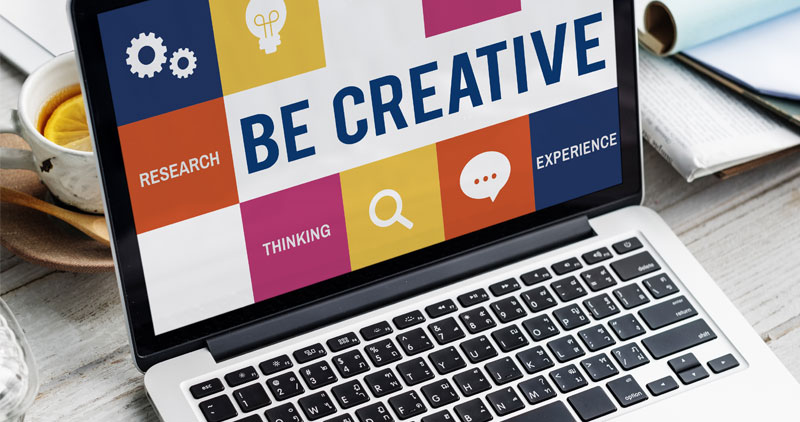 Be imaginative and creative with your digital marketing
