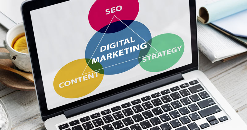 digital marketing strategy outsourced marketing services in Nottingham
