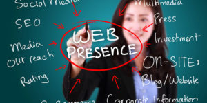 elements of a strong web presence